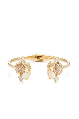 Under the Sea Open Hinge Bangle by kate spade new york accessories