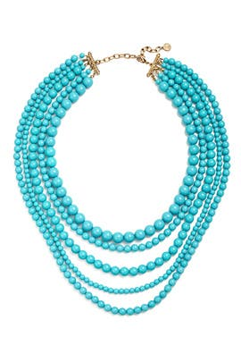 Turq Isle Necklace by RJ Graziano