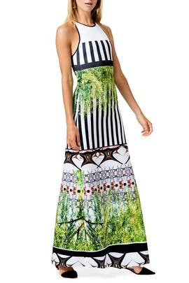Huntington Gardens Maxi by Clover Canyon