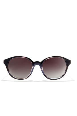 Elizabeth and James Accessories Black Madison Sunglasses