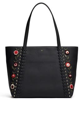 Black Cherrie Tote by kate spade new york accessories