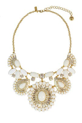 Mayan Alabaster Necklace by kate spade new york accessories