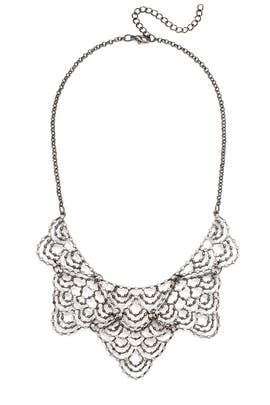 Lace Necklace by Slate & Willow Accessories