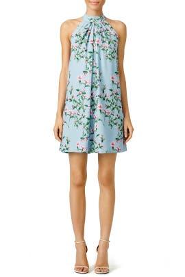 Light Blue Monte Dress