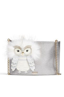 Star Bright Owl Clutch by kate spade new york accessories