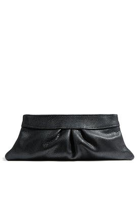 Black Eve Clutch by Lauren Merkin