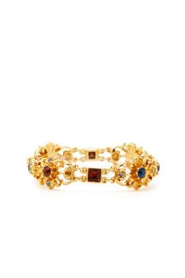 Multi Gem Bracelet by Ben-Amun