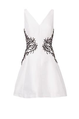 White Sea Dress by Cynthia Rowley