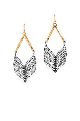 Symmetry Drop Earring by Lulu Frost