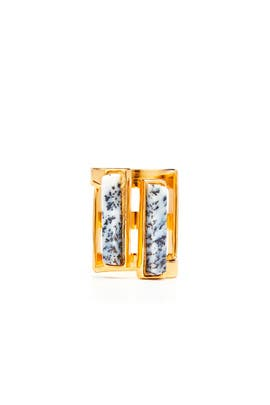 Adele Bar Ring by STANMORE