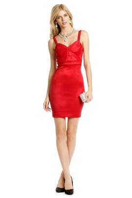 Z Spoke Zac Posen - Oh La La Sweetheart Sheath