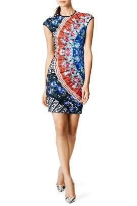 Clover Canyon - Spanish Fan Dress