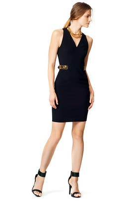 Black Mark Sheath by Moschino