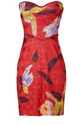 Lurex Rose Dress by Missoni