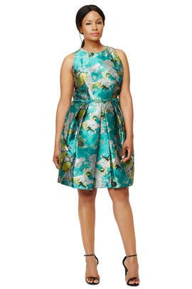 Trudy Dress by Carmen Marc Valvo