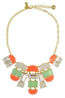 kate spade new york accessories - Neon Montage Necklace