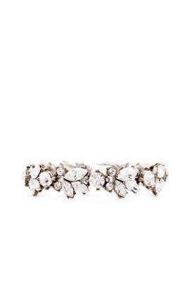 Floral Cluster Bracelet by Ben-Amun