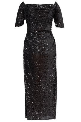 Midnight Stars Gown by Badgley Mischka