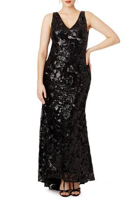 Dimension Gown by Carmen Marc Valvo
