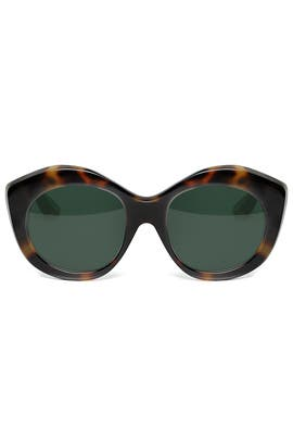 Tortoise Berkeley Sunglasses by Elizabeth and James Accessories