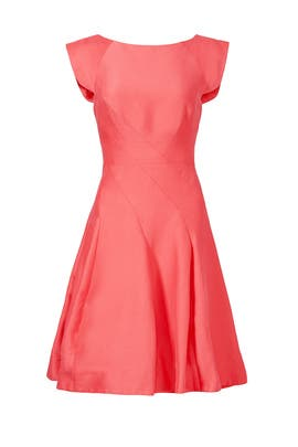 Halston Heritage - Crossing Over Dress