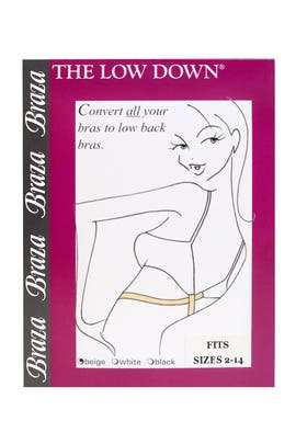 Braza - Low Down Bra Back Converter