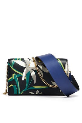 Harlow Black Soiree Crossbody by Diane von Furstenberg Handbags