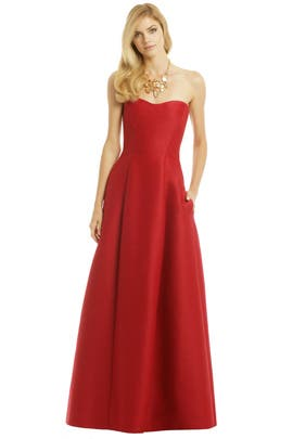 Alberta Ferretti - Grand Palais Gown
