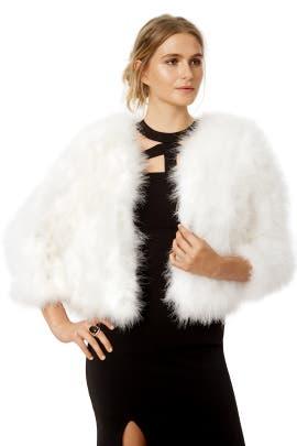 Jocelyn Outerwear - White Dining Jacket