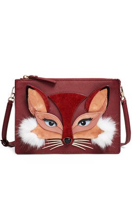 Fox Clarise Clutch by kate spade new york accessories
