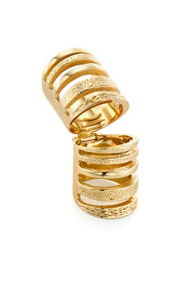 Pamela Love - Double Cage Ring