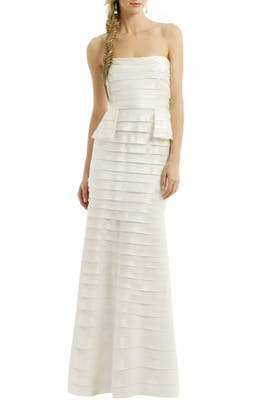 Catch Your Breath Gown by BCBGMAXAZRIA