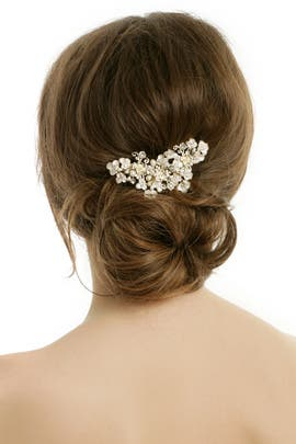 RTR Bridal Accessories - Blooming Love Comb