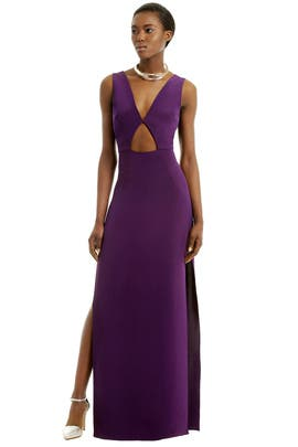 Middle Ground Gown by Cushnie Et Ochs