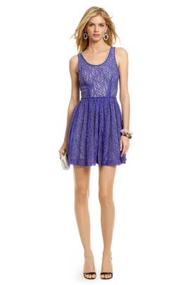Cut 25 - Neon Lace Party Dress