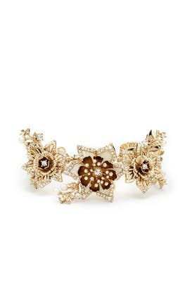 Eternal Garden Bracelet  by Marchesa Jewelry