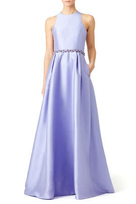 Lilac Jadore Gown by ML Monique Lhuillier