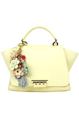 Yellow Eartha Iconic Backpack by ZAC Zac Posen Handbags