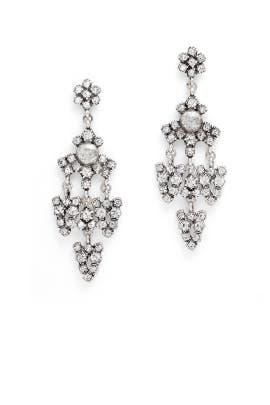Romantic Couplet Earrings by Gerard Yosca