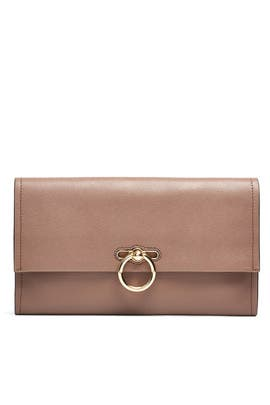 Mink Jean Clutch by Rebecca Minkoff Accessories