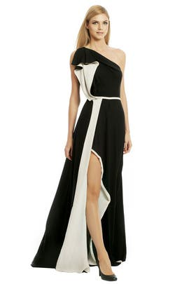 Pleasing To The Eye Gown by Halston Heritage