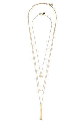 Gorjana Accessories - Chloe Necklace Set
