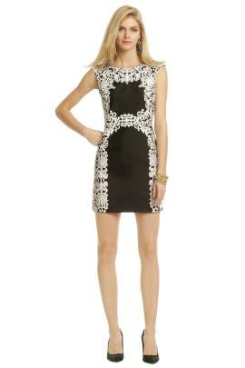 Tibi - Self Reflection Dress