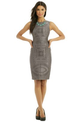 Vera Wang - Moonlight Goddess Sheath