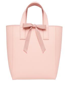 Pink Ribbon Shopper Tote by Loeffler Randall