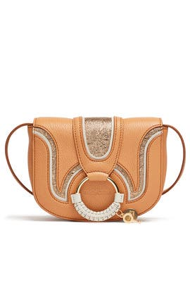 Tan Hana Crossbody by See by Chloe Accessories