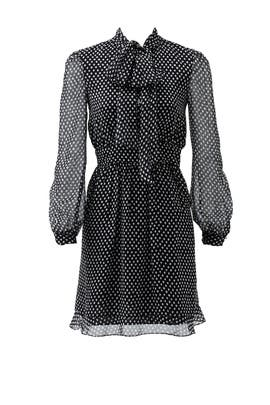 Black Arabella Dress by Diane von Furstenberg