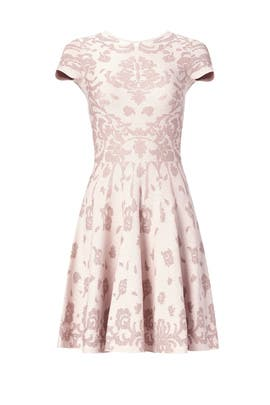 Marchesa Voyage - Rose Haze Dress