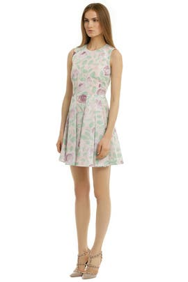 RED Valentino - Pocket Full of Posies Dress