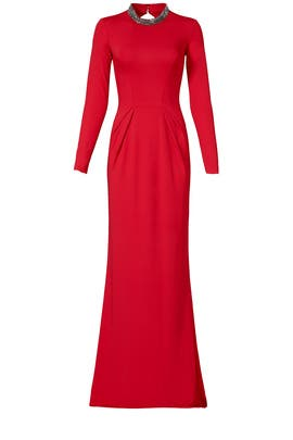 Katherine Gown by Escada